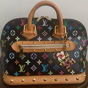 💕Louis Vuitton Murakami Alma